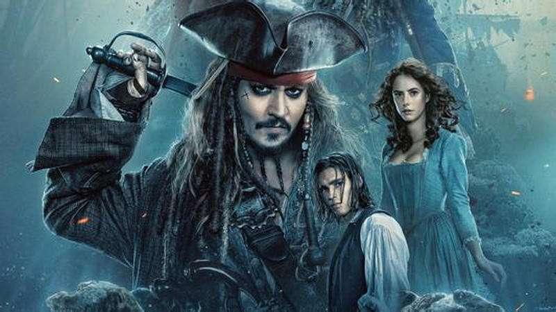 《加勒比海盗5:死无对证》 清晰版(百度云)